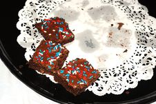 Free Brownies Royalty Free Stock Photos - 14096078