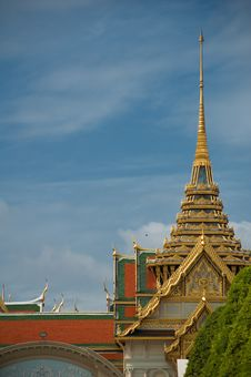 Free Wat Phara Kaew Royalty Free Stock Photos - 14096098