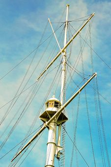 Free The Mast Stock Photography - 14096212
