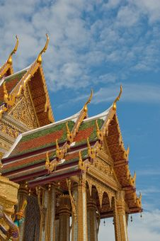 Free Wat Phara Kaew Stock Photos - 14096383