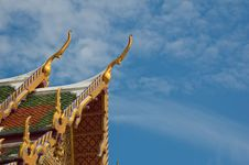 Free Wat Phara Kaew Stock Photography - 14096422