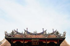 Free Chinese S Temple Stock Photo - 14096520