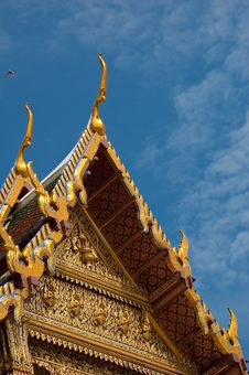 Free Wat Phara Kaew Stock Photo - 14096570