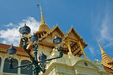 Wat Phara Kaew Royalty Free Stock Photo