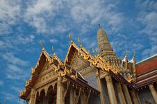 Free Wat Phara Kaew Stock Images - 14096724
