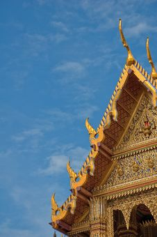Free Wat Phara Kaew Royalty Free Stock Photography - 14096767