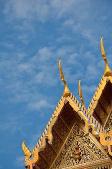 Free Wat Phara Kaew Stock Photos - 14096813