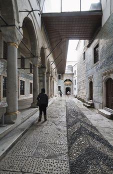 Free Turkey, Istanbul, Topkapi Palace Royalty Free Stock Images - 14097239