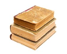 Free Old Books Royalty Free Stock Image - 14097646