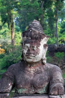 Free Angkor,Cambodia Stock Photo - 14098000