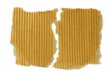 Free Old Cardboard Scraps Royalty Free Stock Photos - 14098818