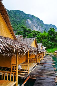 Free Huts Stock Photography - 14099182