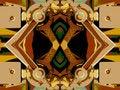 Free Tech Mandala Stock Image - 1410171