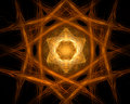 Free Fractal Abstract Royalty Free Stock Image - 1411316