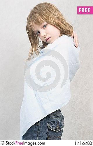 Free Little Model Stock Photo - 1416480