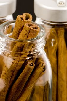 Free Cinnamon Sticks Stock Image - 1410451