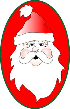 Free Santa Royalty Free Stock Image - 1410456