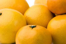 Free Tangerines And Satsumas Royalty Free Stock Photo - 1410515