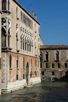 Free Palazzo Royalty Free Stock Photography - 1410987