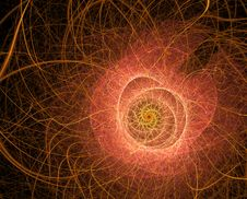 Free Fractal Abstract Royalty Free Stock Photo - 1411325