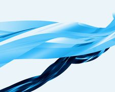 Free Abstract Glass Elements 023 Royalty Free Stock Photo - 1411635