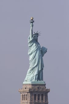 Free Statue Of Liberty SL08 Stock Images - 1411674