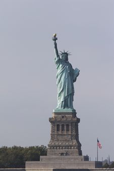 Free Statue Of Liberty SL03 Stock Photography - 1411712