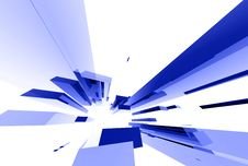 Free Abstract Glass Elements 025 Royalty Free Stock Photos - 1411978