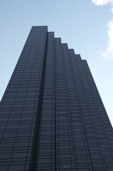 Free Skyscraper Royalty Free Stock Image - 1412016