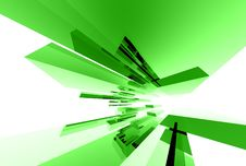 Free Abstract Glass Elements 032 Stock Photos - 1412043