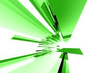 Free Abstract Glass Elements 044 Royalty Free Stock Image - 1412136
