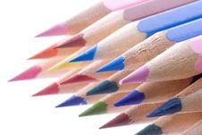 Free Crayons Stock Photo - 1412390