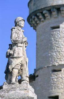Free Gordes Guard Stock Photos - 1412983