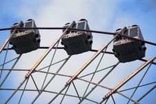 Free A Ferris Wheel Royalty Free Stock Image - 1413056