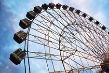 Free An Evening Ferris Wheel Stock Photo - 1413060