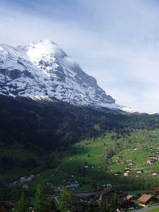 Free Beautiful Switzerland Stock Image - 1413121
