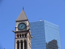 Free Clock Tower Stock Image - 1413381