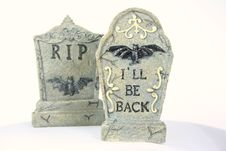 Free Gravestones Royalty Free Stock Photography - 1413607
