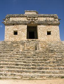 Free Maya Ruins Royalty Free Stock Photo - 1413635