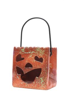 Free Halloween Bag Decoration Stock Photography - 1413742