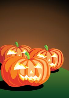 Free Pumpkins Stock Photo - 1414230