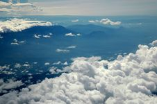 Free Above Clouds Royalty Free Stock Photos - 1415398