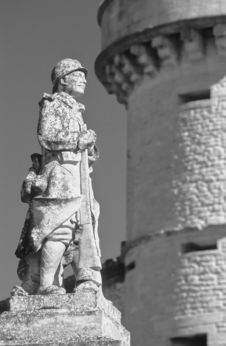 Free Gordes Guard Stock Images - 1415654