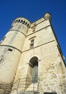 Free Gordes Castle Stock Images - 1415824
