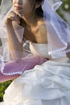 Free Bride Royalty Free Stock Image - 1415886
