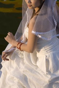 Free Bride Royalty Free Stock Photos - 1415898