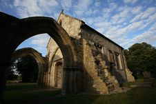 Free Ruined Church In England Stock Photo - 1415930