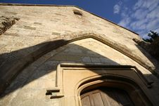 Free Ruined Church In England Royalty Free Stock Photo - 1415955