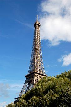 Free Tour Eiffel Royalty Free Stock Photography - 1415987