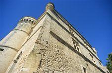 Free Gordes Castle Stock Images - 1416054